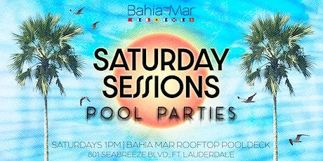 Saturday  Sessions @ The Bahia Mar tickets