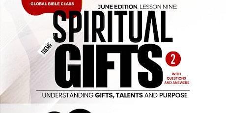 GLOBAL BIBLE CLASS 009 tickets