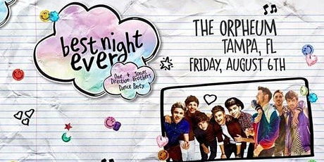 Best Night Ever: A Jonas Brothers / One Direction Night tickets