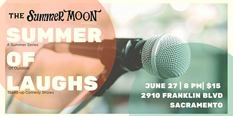 Summer of Laughs tickets