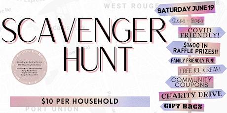 West Rouge Scavenger Hunt tickets