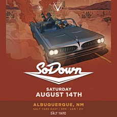 SoDown LIVE @ Salt Yard (East) tickets
