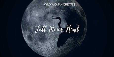 Full Moon Howl (online) tickets