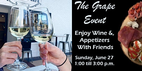 "Lisle Alumni ""The Grape Event"" tickets"