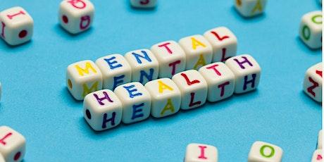 Wellness Club Summer 2021 -Adolescent Mental Health- In Person tickets