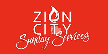 Zion City Church Sunday Celebration Services tickets