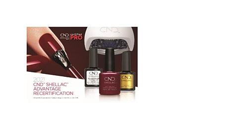 CND Shellac Recertification tickets