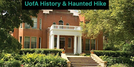 UofA History and Haunted Hike hosted by Edmonton Ghost Tours tickets