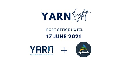 YARN  + AgTrade | Port Office Hotel tickets