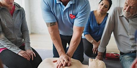 BLS Provider Initial Certification CPR- Stillwater tickets