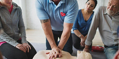 Heartsaver CPR AED Course - Stillwater tickets
