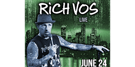 Rich Vos: Live Stand-up Comedy tickets