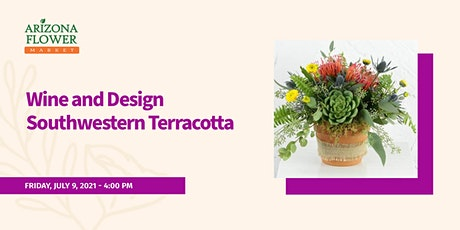 Wine & Design Southwestern Terracotta tickets