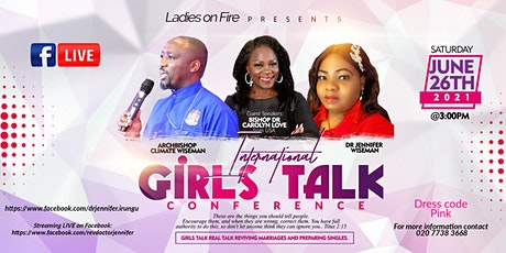 GIRLS TALK CONFERENCE 2021 tickets