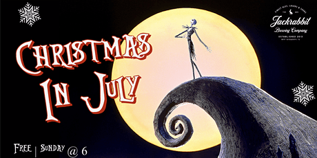 Nightmare Before Christmas - In July! Free Movie Night tickets