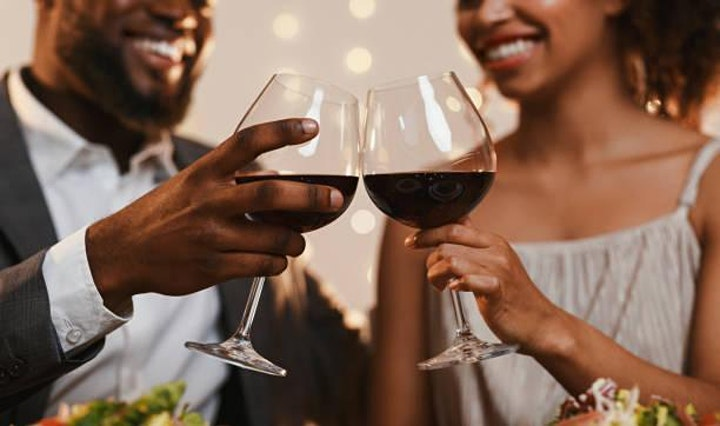 Wine Tasting with the Alphas image