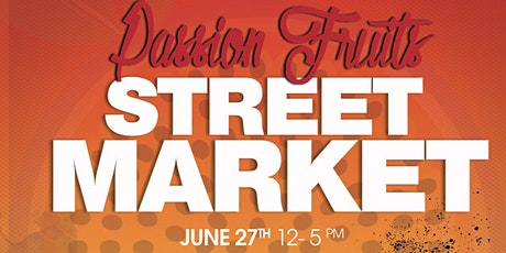 LA OUTSIDE STREET MARKET tickets
