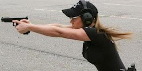 EDC I  Intro To Defensive Handgun (Draw/Shoot/Move) tickets