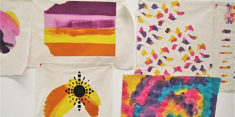 Printing on Fabric for Teens - 2 Day Workshop tickets