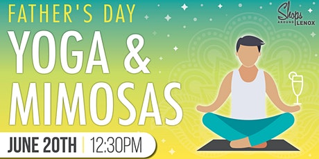 Yoga and Mimosas - June 2021 tickets