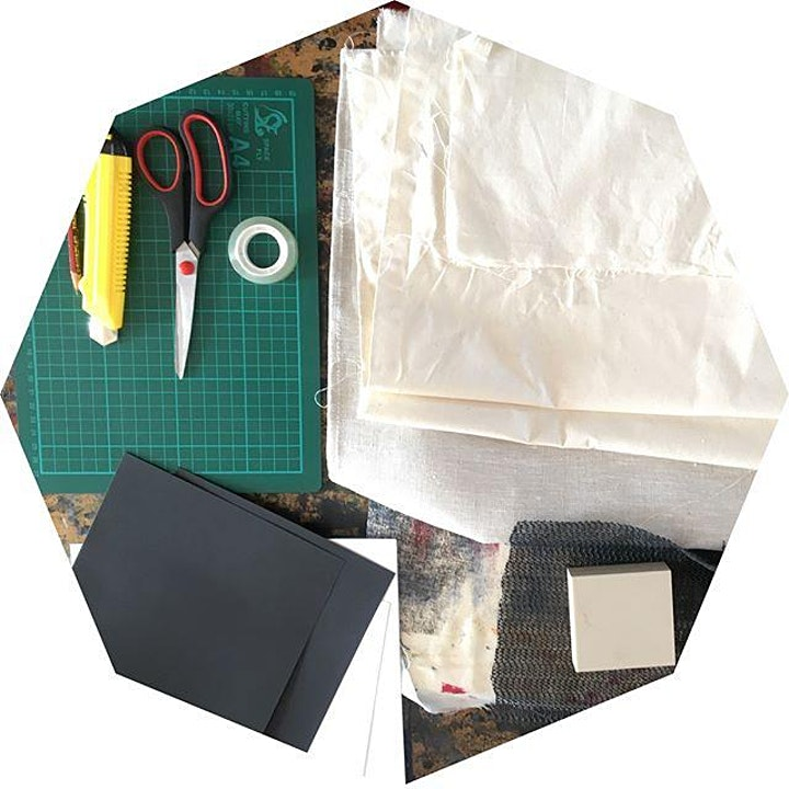 Printing on Fabric for Teens - 2 Day Workshop image