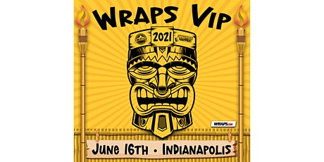 Wraps VIP 2021 tickets