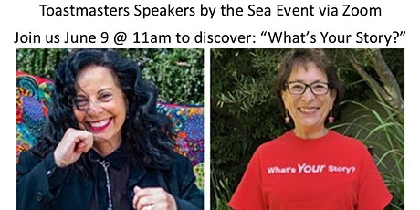 Toastmasters Speakers by the Sea Meeting tickets
