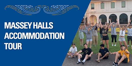 Massey University Accommodation Tours - Auckland tickets