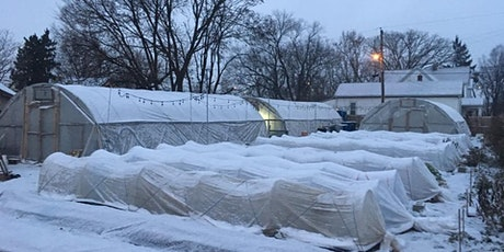 Year-Round Veggie Production with affordable DIY infrastructure tickets