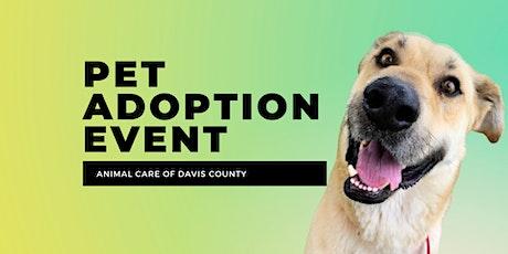 Animal Adoption Event tickets