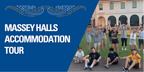 Massey University Accommodation Tours - Wellington tickets