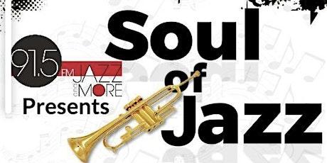 KUNV 91.5 Present Soul of Jazz tickets