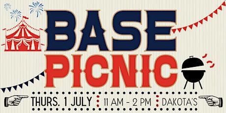 EAFB Base Picnic tickets