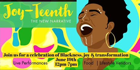 This June 19th, Join Us for JoyTeenth! tickets
