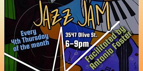 Soul Shed Jazz Jam tickets