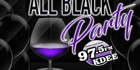 Welcome Back All Black Party tickets