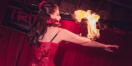 TRiPTease Burlesque LIVE & On Demand tickets