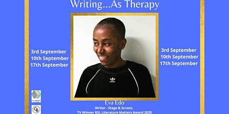 Writing...As Therapy tickets