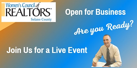 WCR Solano Open for Business- Live Event tickets