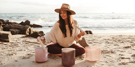 Full Moon RECHARGE: Outdoor Yoga + Reiki Sound Bath tickets