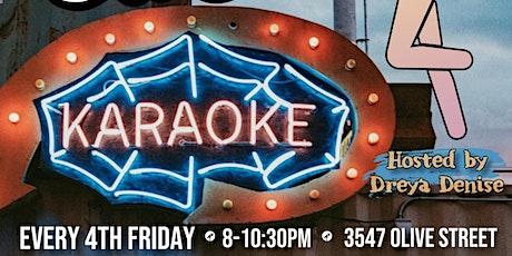 Soul Shed STL Karaoke (June) tickets