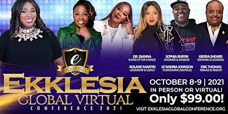 2021 Ekklesia Global Conference tickets