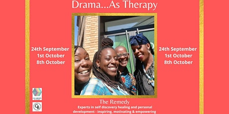 Drama...As Therapy tickets