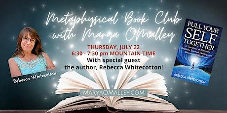 Metaphysical Book Club with Marya OMalley biglietti
