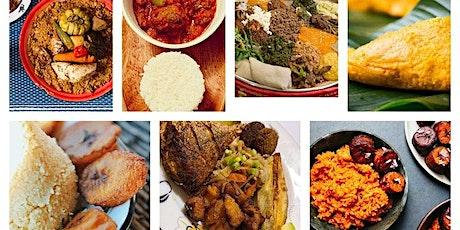 New Jersey African Restaurant Week Food Festival 2021 tickets