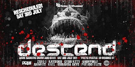 Noise Enthusiast presents DESCEND tickets