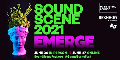 Sound Scene 2021 tickets
