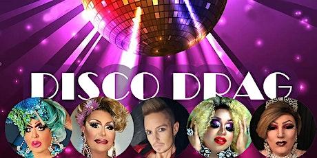 Disco Drag tickets