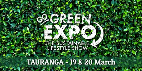 Tauranga Go Green Expo 2022 tickets
