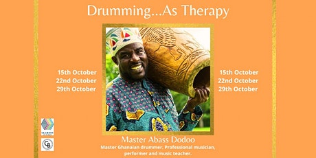 Drumming...As Therapy tickets